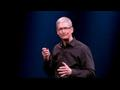 News video: Apple CEO Tim Cook Sees Massive Pay Cut